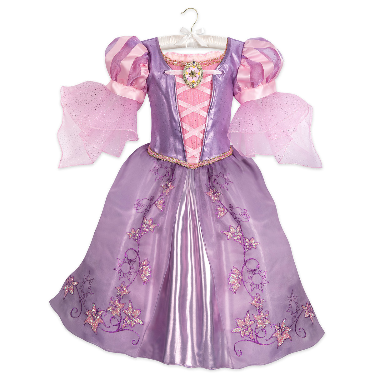 da535fa1418 Product Image of Rapunzel Costume for Kids - Tangled   1
