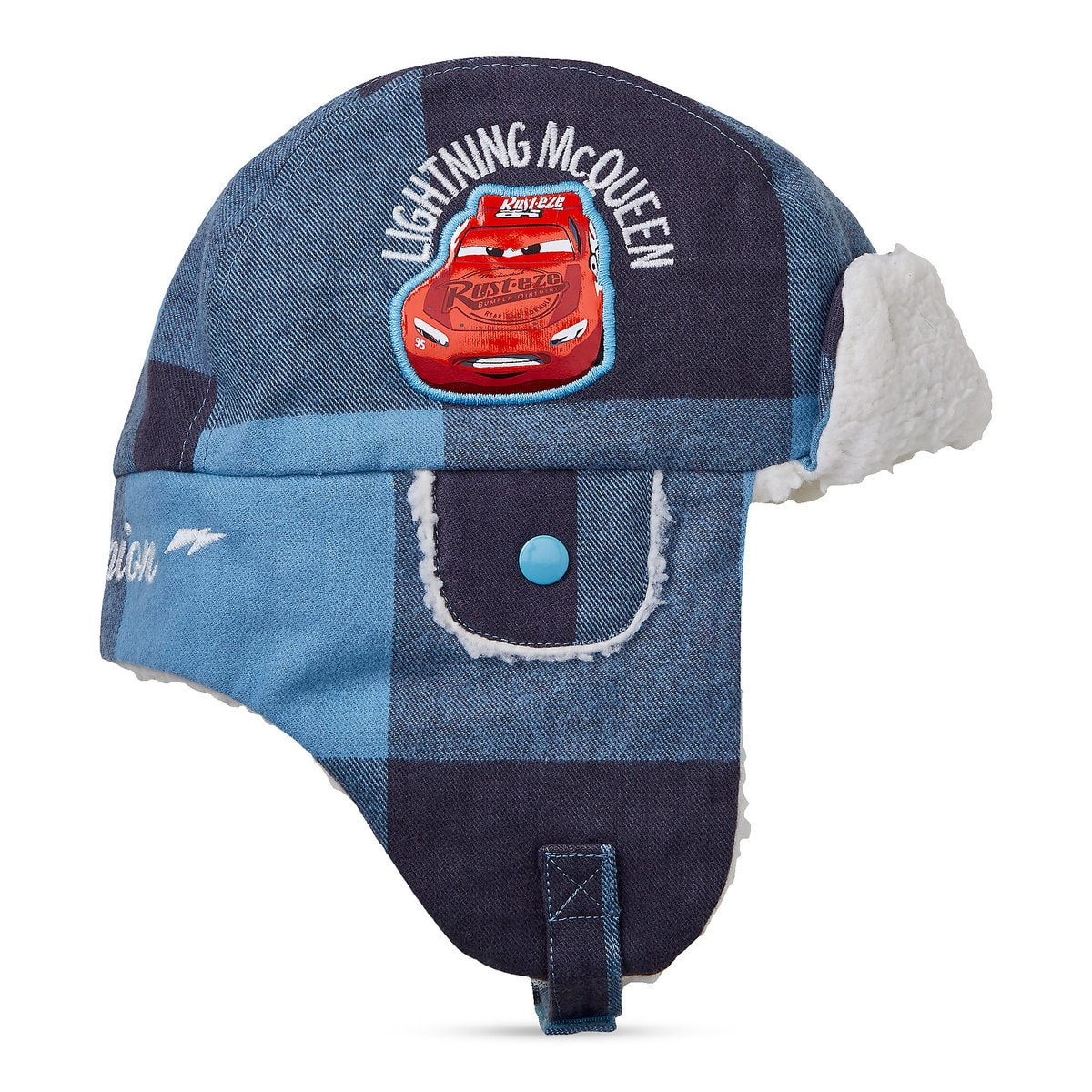 cae0e22e16542 Product Image of Lightning McQueen Trapper Hat for Kids - Cars # 1