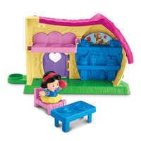 Image of Snow White Cottage Little People Playset # 2