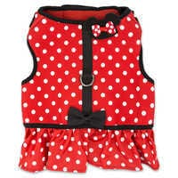 Image of Minnie Mouse Costume Harness for Dogs # 1