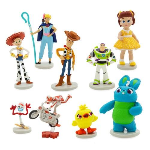 Toy Story 4 Deluxe Figure Set Shopdisney