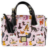 Image of Disney Cats Satchel by Dooney & Bourke # 1