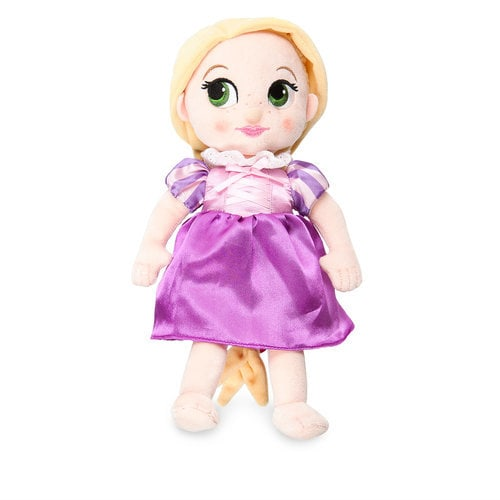 Disney Animators' Collection Rapunzel Plush Doll - Small - 12''