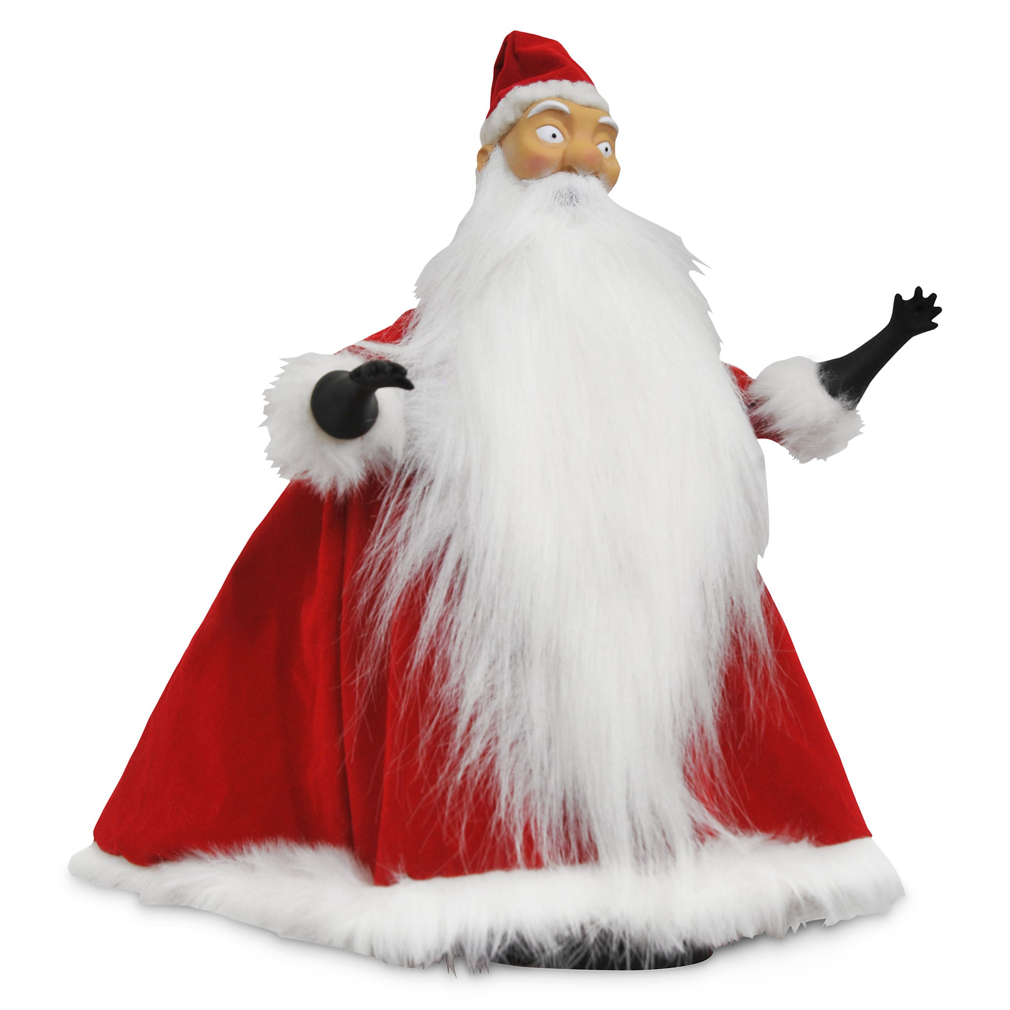 Santa Claus Deluxe Doll - The Nightmare Before Christmas
