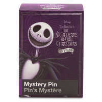 Image of The Nightmare Before Christmas 25th Anniversary Mystery Pin Pack # 8