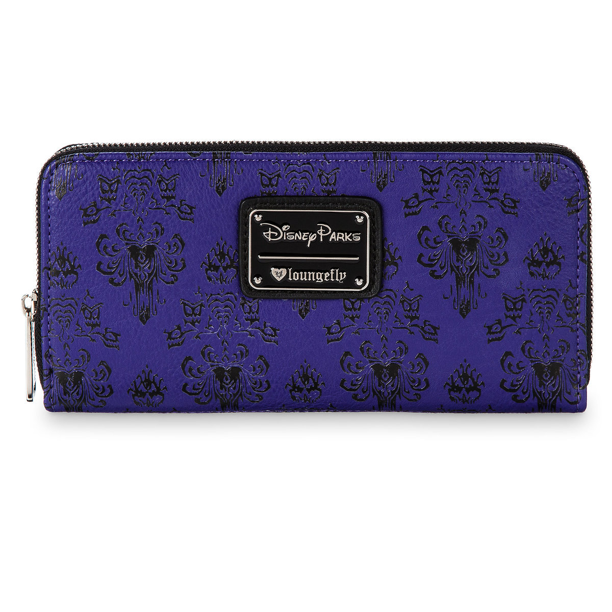 6b1a818ac55 Product Image of Haunted Mansion Wallpaper Wallet by Loungefly   1