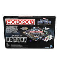Image of Black Panther Edition Monopoly Game # 4