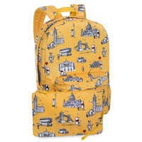 Image of Winnie the Pooh Zip Pouch # 2