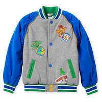 Image of Toy Story 4 Varsity Jacket for Boys - Personalized # 1