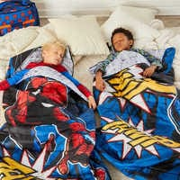 Image of Spider-Man Sleeping Bag for Kids # 2