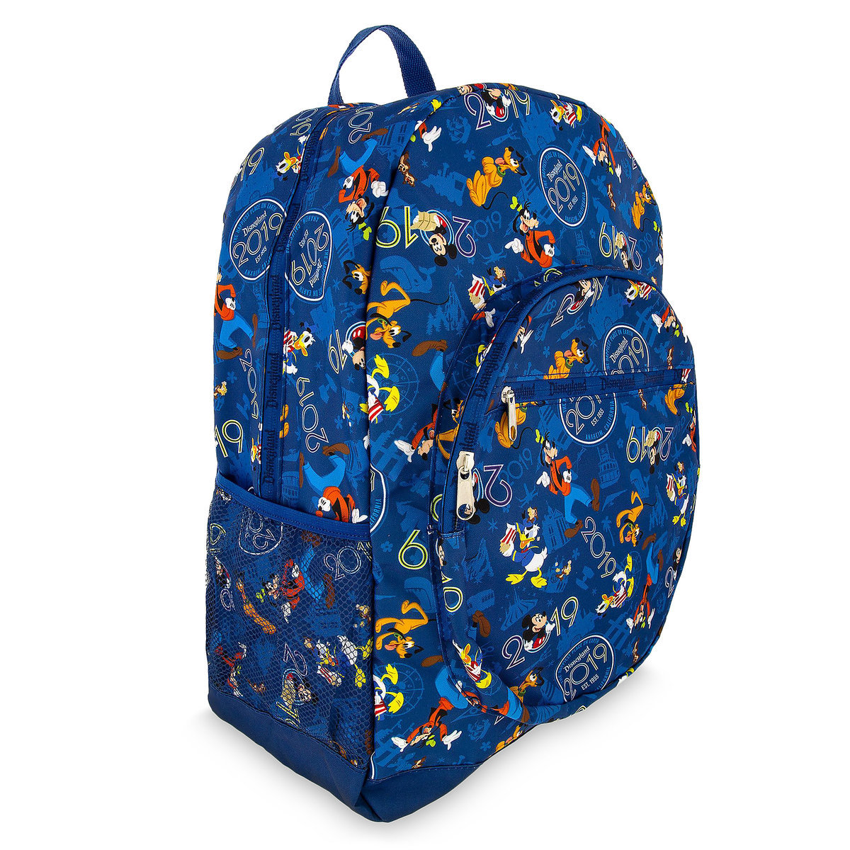 Product Image of Mickey Mouse and Friends Disneyland Backpack - 2019   1 2c61478f65828