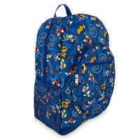 Image of Mickey Mouse and Friends Disneyland Backpack - 2019 # 1