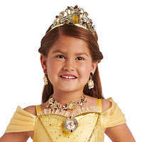 Image of Belle Jewelry Set - Beauty and the Beast # 2