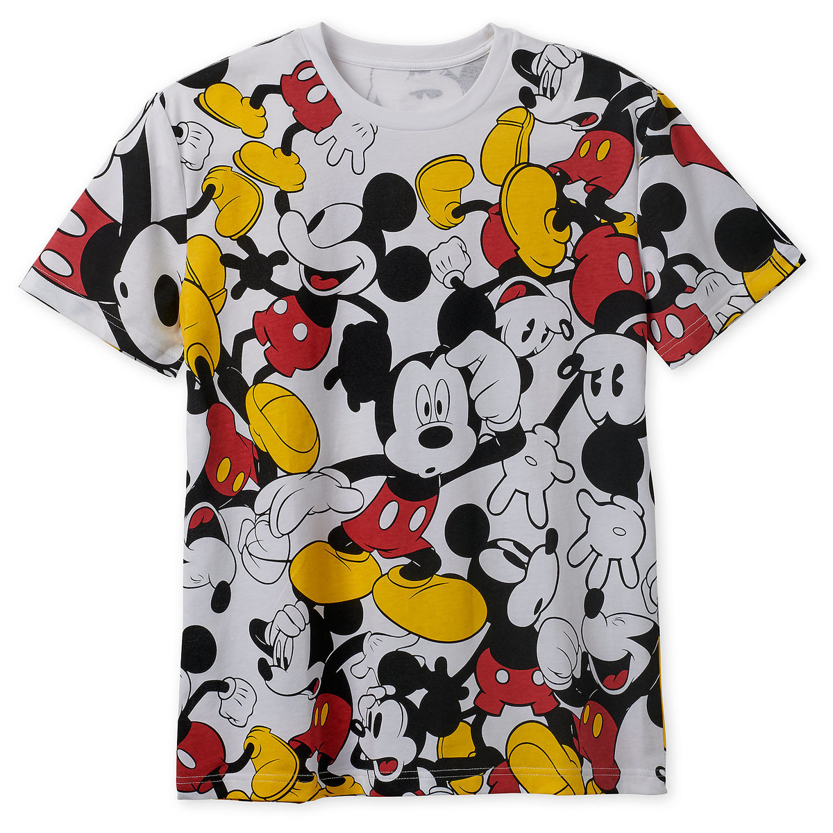 e14ac318 Product Image of Mickey Mouse Allover T-Shirt for Men # 1