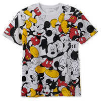 Image of Mickey Mouse Allover T-Shirt for Men # 1