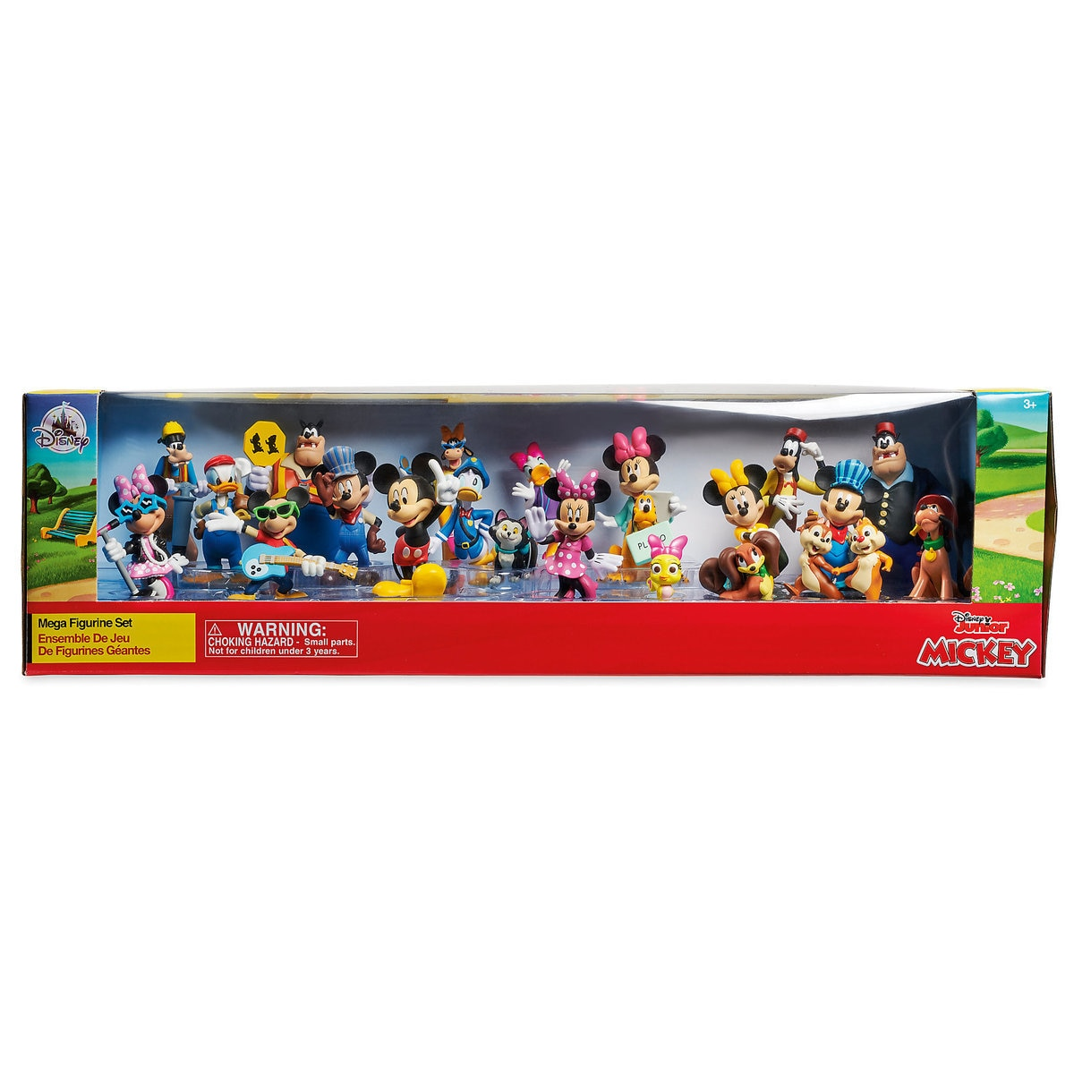 718be9f7dc1 Product Image of Mickey Mouse and Friends Mega Figurine Set   2