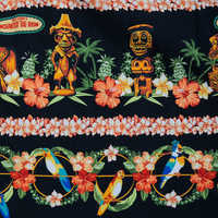 Image of Enchanted Tiki Room Silk Shirt for Men by Tommy Bahama # 5