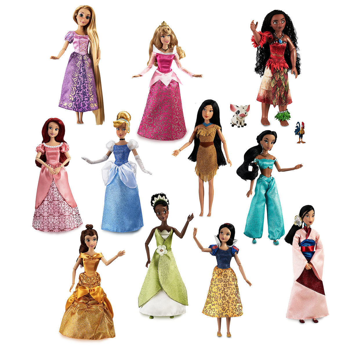 Product Image of Disney Princess Doll Gift Set - 11     1 ad89d1f6334fc