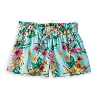 Image of The Little Mermaid Shorts for Girls by ROXY Girl # 1