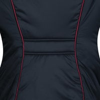 Image of Black Widow Hooded Jacket for Women by Her Universe # 4