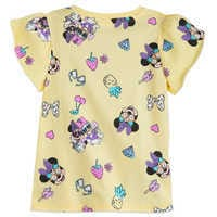 Image of Minnie Mouse and Daisy Duck T-Shirt for Girls # 2