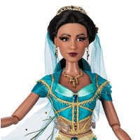 Image of Jasmine Limited Edition Doll - Aladdin - Live Action Film - 17'' # 4