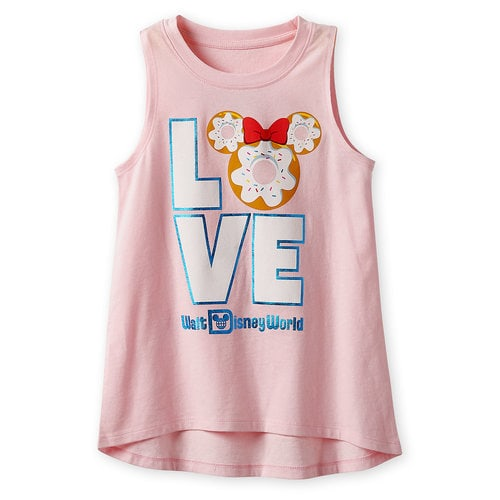 Minnie Mouse Donut Tank Top for Girls - Walt Disney World