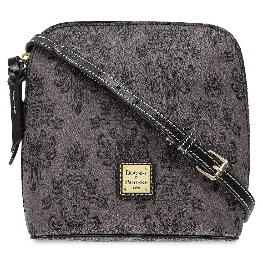 0e9d94d7b The Haunted Mansion Crossbody Bag by Dooney & Bourke Official shopDisney.  Price: $198.00