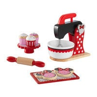 Minnie Mouse Baking and Treats Set by KidKraft - Red