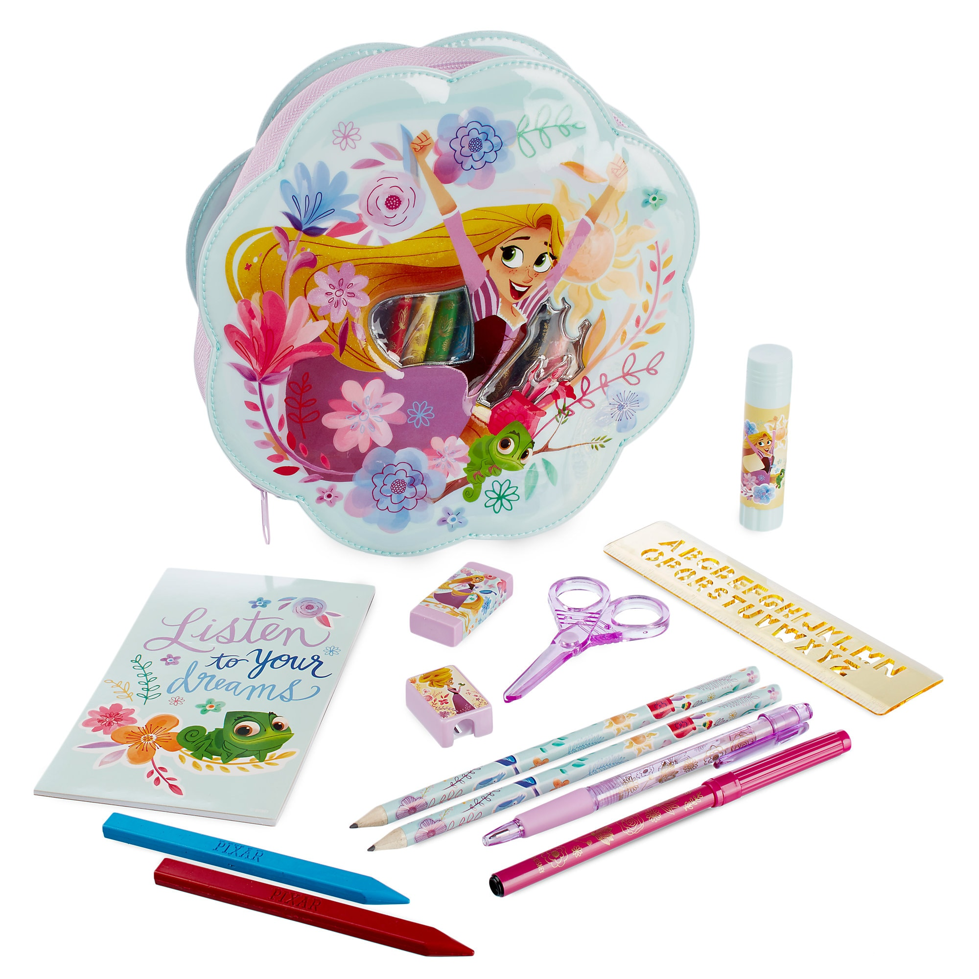 Rapunzel Stationery Kit - Tangled: The Series