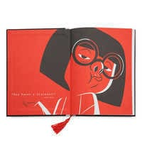 Image of Edna Mode Journal - Incredibles 2 # 2
