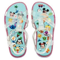 Disney Emoji Flip Flops for Kids