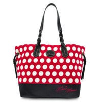 Image of Minnie Mouse Rocks the Dots Tote by Dooney & Bourke # 1