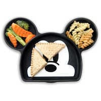 Image of Mickey Mouse Silicone Grip Dish by Bumkins # 4