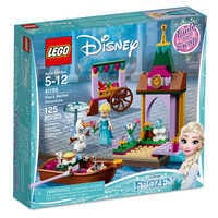 Image of Elsa's Market Adventure Playset by LEGO # 2