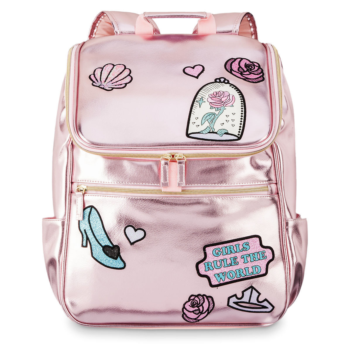 Product Image of Disney Princess Icons Backpack for Kids   1 c7074af050ab6