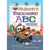 Mater's Backward ABC Book