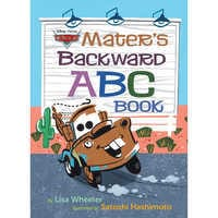 Image of Mater's Backward ABC Book # 1
