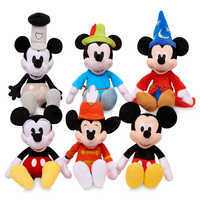 Image of Mickey The True Original Plush Set - Mickey Through the Years - Small # 2