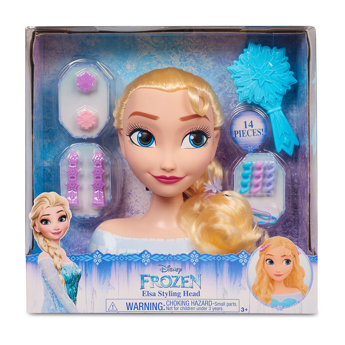 elsa styling head frozen shopdisney