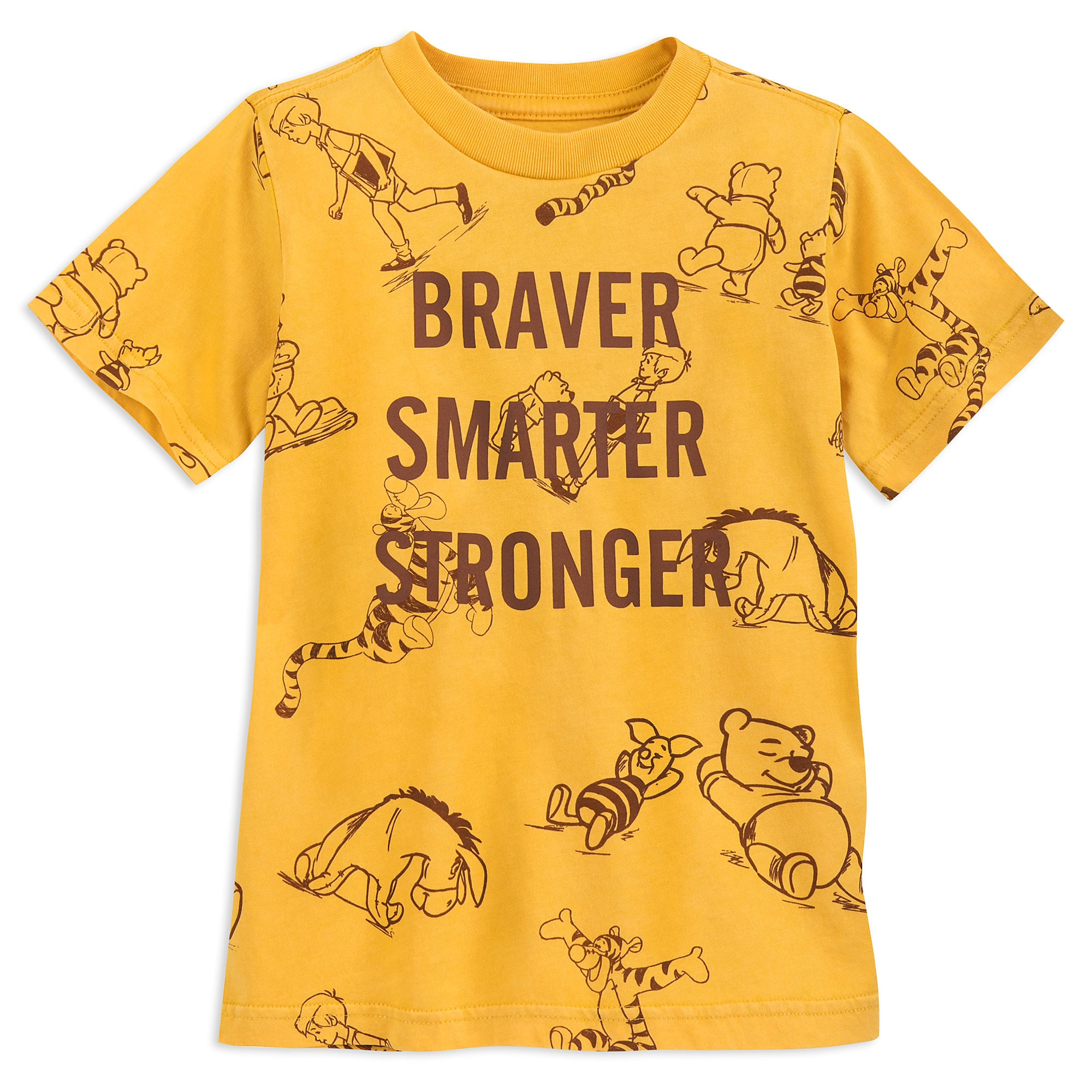 Winnie the Pooh T-Shirt for Boys