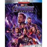 Image of Marvel's Avengers: Endgame Blu-ray Combo Pack Multi-Screen Edition with FREE Lithograph Set Offer - Pre-Order # 1