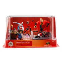 Image of Incredibles 2 Deluxe Figure Set # 2