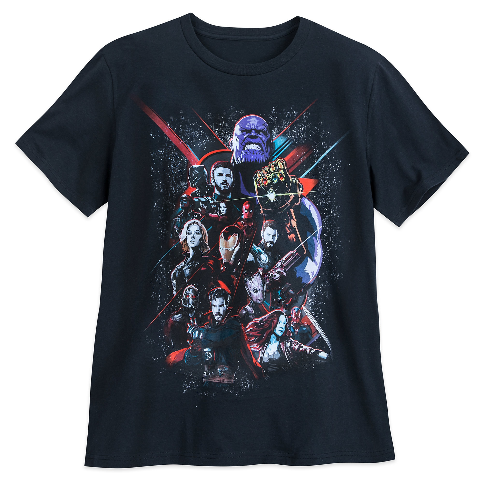 5736cb72ab8 Marvel's Avengers: Infinity War T-Shirt for Men - Black | shopDisney