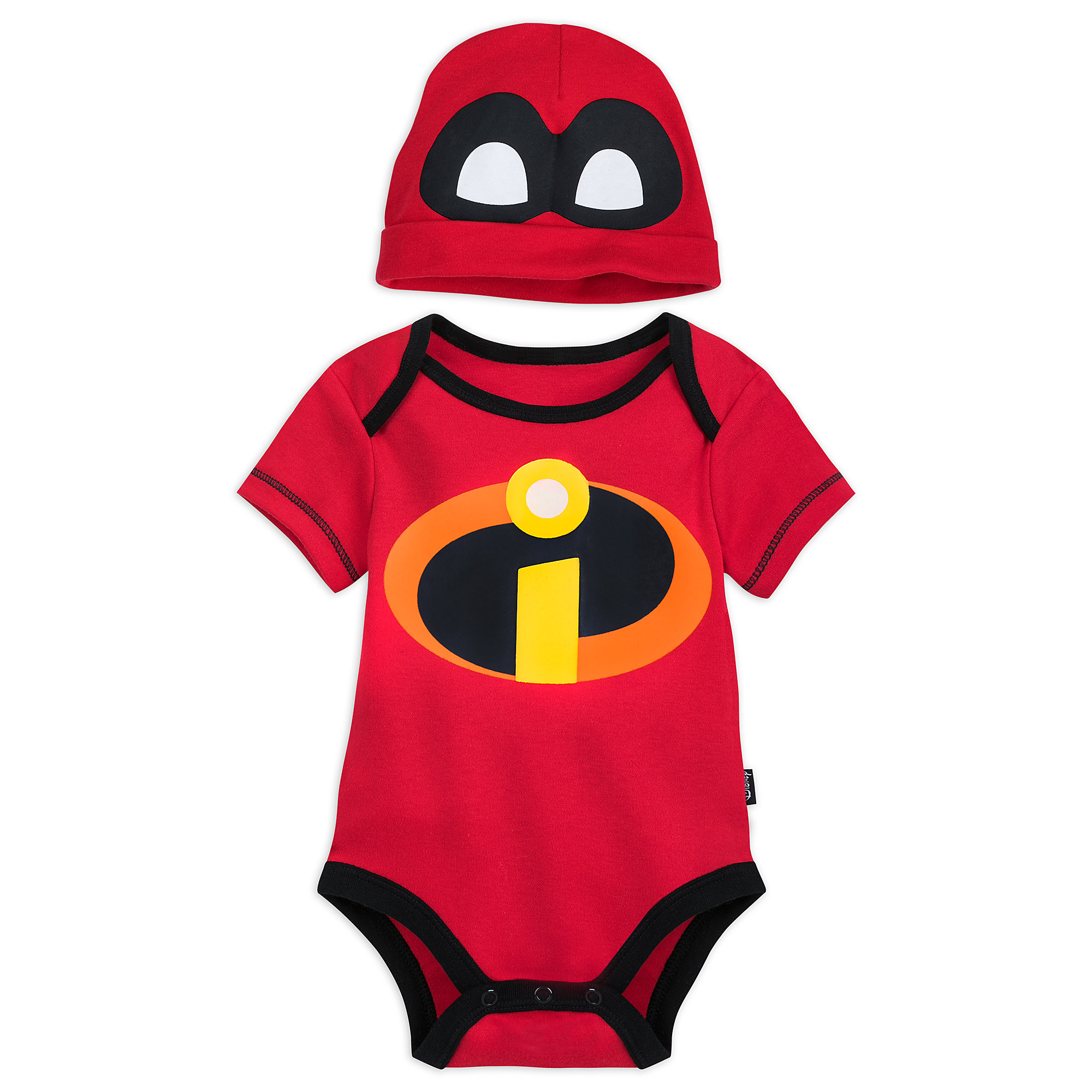 34ecb64271f Jack-Jack Costume Bodysuit and Hat Set for Baby - Incredibles 2 ...