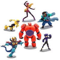 샵디즈니 Disney Big Hero 6: The Series Figure Play Set