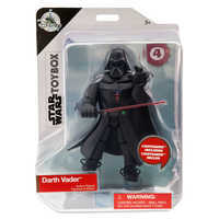 Image of Darth Vader Action Figure - Star Wars Toybox # 4