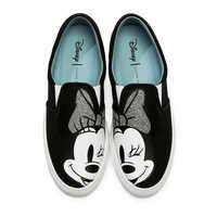 Image of Minnie Mouse Slip-on Sneaker for Women by Chiara Ferragni # 1