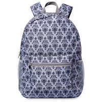Image of Haunted Mansion Wallpaper Backpack # 1