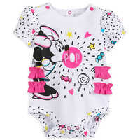 Image of Minnie Mouse Disney Cuddly Bodysuit for Baby # 1